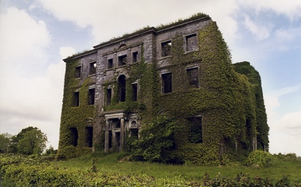Old house in Ireland