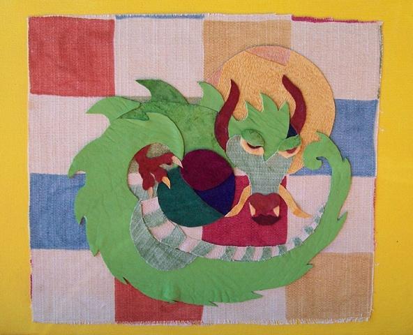 Anthony's dragon