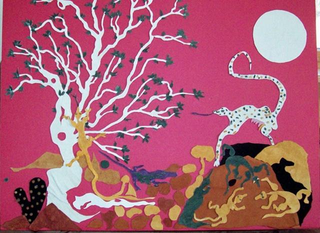 Lizards poem by patricia melchi copyright 2010