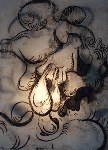 Birth Drawing 3