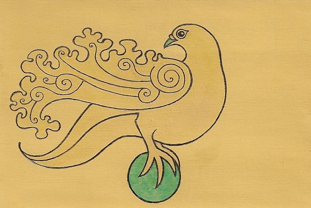 Bauble Bird