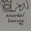 Snorkel Bunny