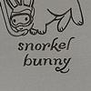 Snorkel Bunny