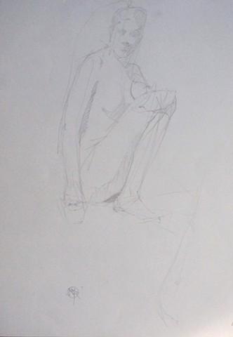 Crouching Gesture