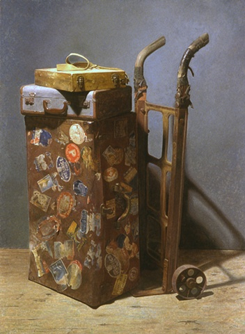 Hand Truck, Trunk & Cases