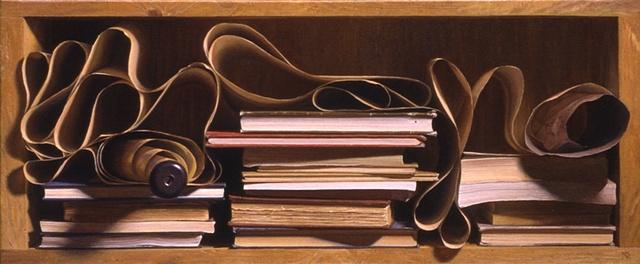 Scroll & Books IIIB