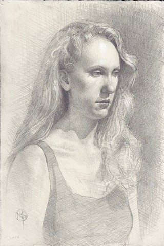 """""""Portrait of Lucy"""""""