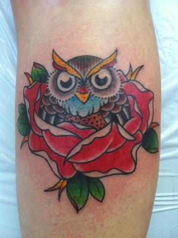 Owl by Alex