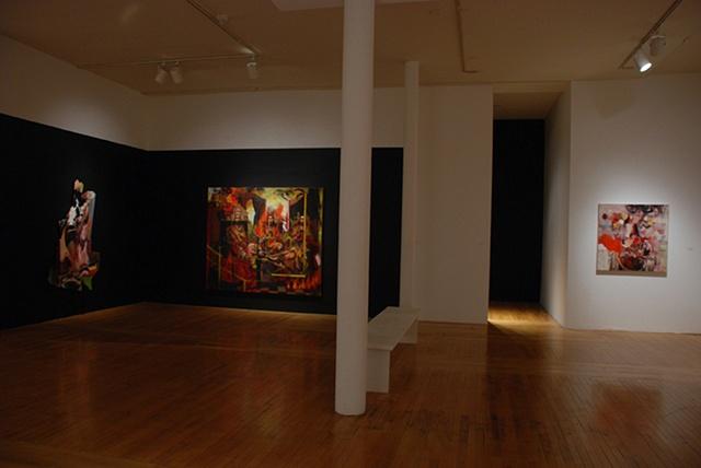 Bakalar Gallery Massachusetts College of Art and Design Boston, MA - US