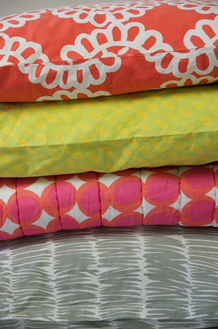 canvas pillows
