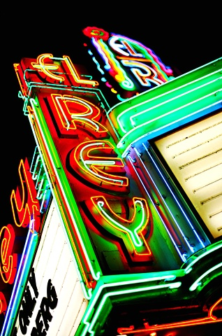 el rey theater