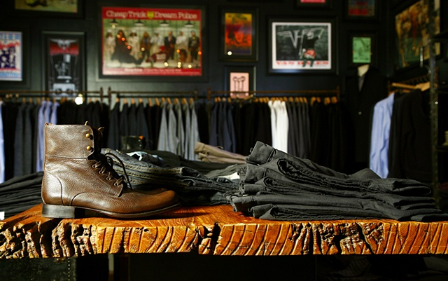john varvatos boutique