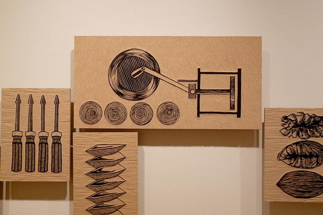 If you say so. winding machine installation view