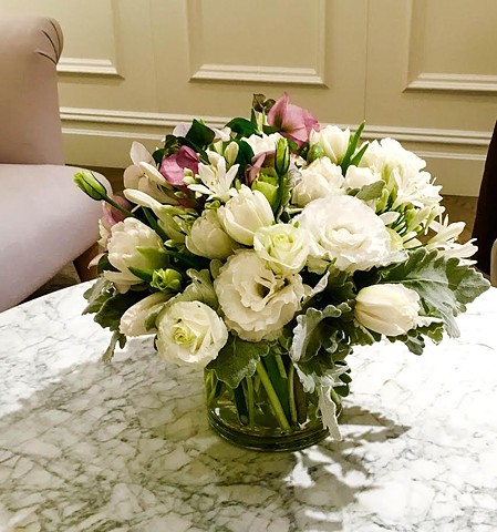 Flowers for Nexxus Salon event