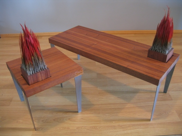 Brulée Tables