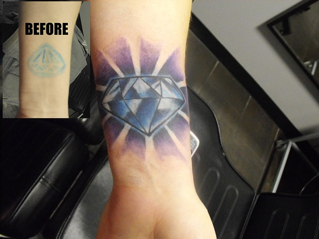 Diamond Cover-up