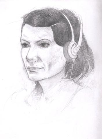 Portrait of Angelica