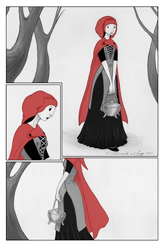 Little Red Cap Page 1