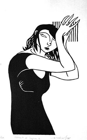 Portrait of Sophia 2