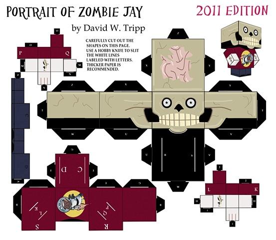 Zombie Jay: 2011 Edition