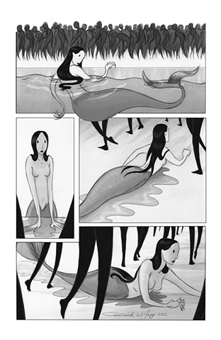 The Mermaid page 1