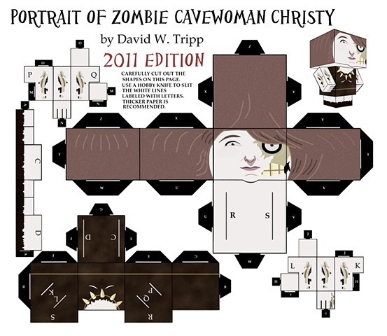 Zombie Christy 2011