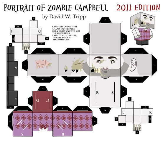 2011 Edition Zombie Campbell