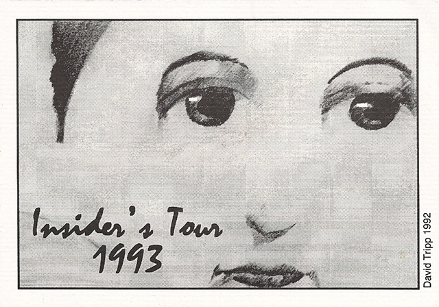 Insider Tour (Postcard)
