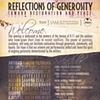 Reflections of Generosity