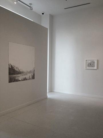 Burnett Gallery @ The Chambers Hotel Exactitude Exhibition