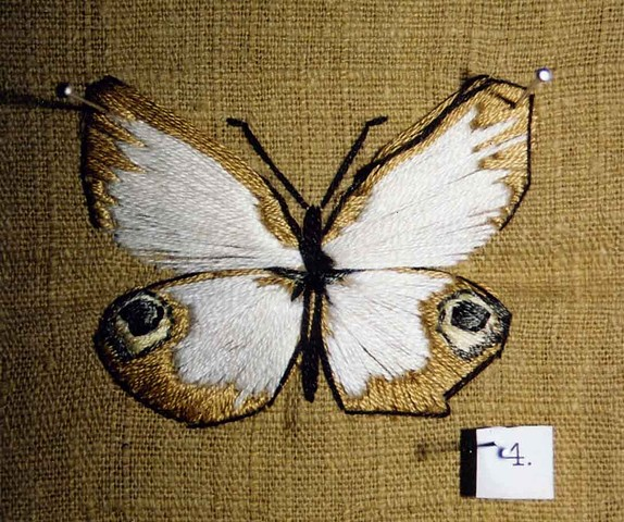 Butterfly (detail)