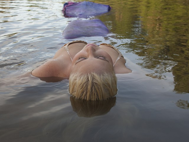 Float, Weeki Wachee River