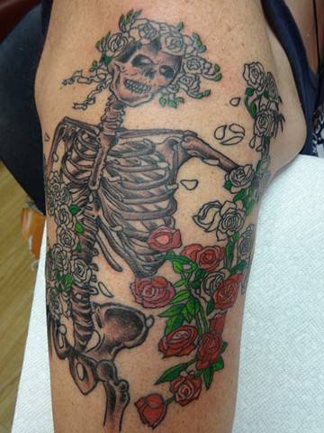 Grateful Dead ! one more sitting!