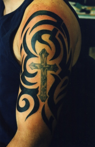 freehand tribal