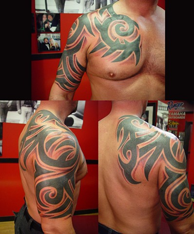 Mike's tribal