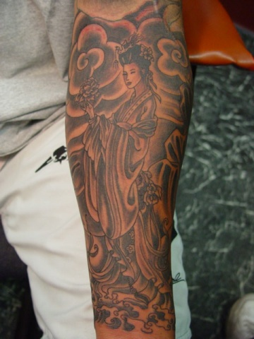 Part of the cover up
