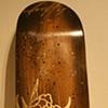 Acrylic on skateboard    $350