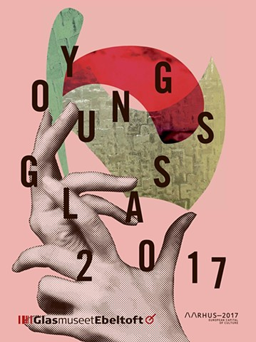 2017 - Young Glass, Glasmuseet Ebeltoft, Artwork in Exhibition