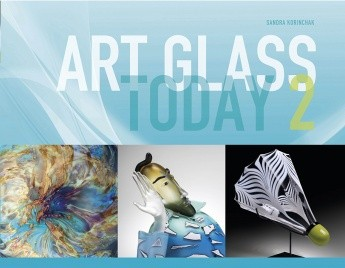 2016 - Art Glass Today 2, Artwork included in Publication
