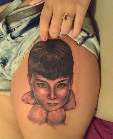 tattoo by Brian Murphy at  Stay True Tattoo, St Augustine Fl 32084