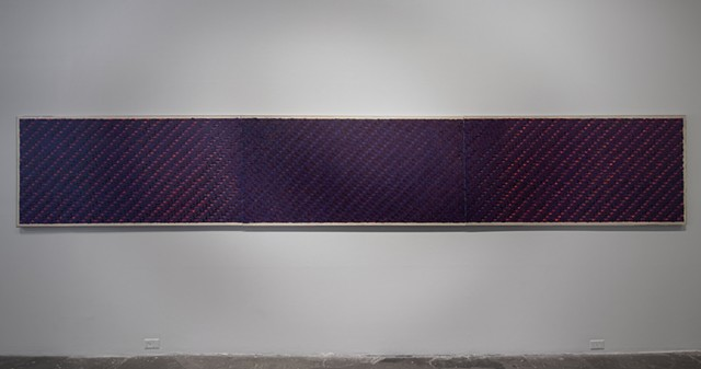 Cataloguing Pattern Installed at SPACE  (Salinda Deery)