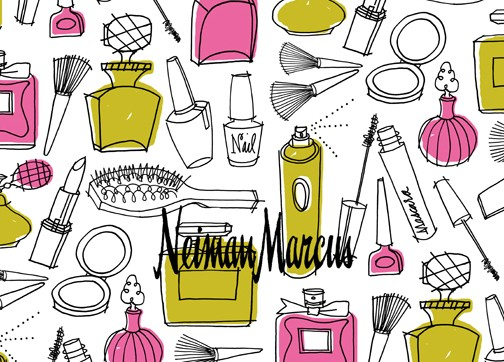 Neiman Marcus  Make up pattern