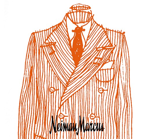 Neiman Marcus men's suit