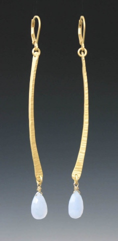 Long Stick Earrings