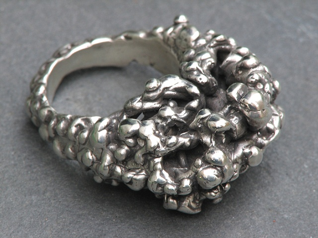 Drippy Drop ring