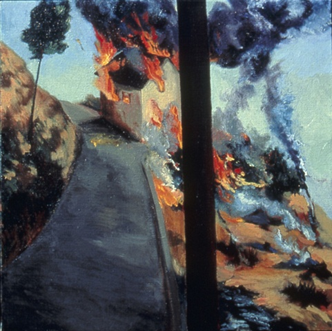 Memory of Burning House