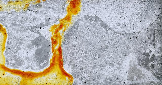 Salt landscape