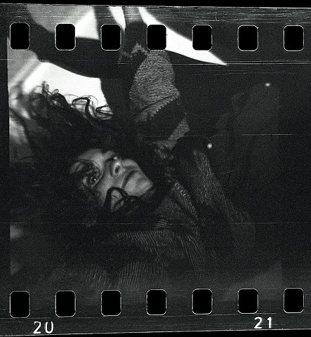 lego camera, 127 film, 35mm film analog, analogue, film, black and white, lego, toy camera, self-developed, scratches, lightleaks, portrait, upside down