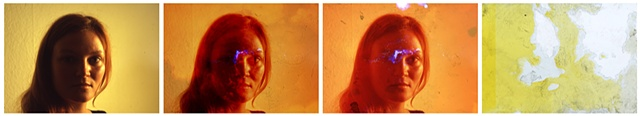 bacteria film portrait identity urizen freaza pigment layers destruction series negative slide trascience fragility