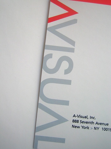 A-VISUAL, INC.